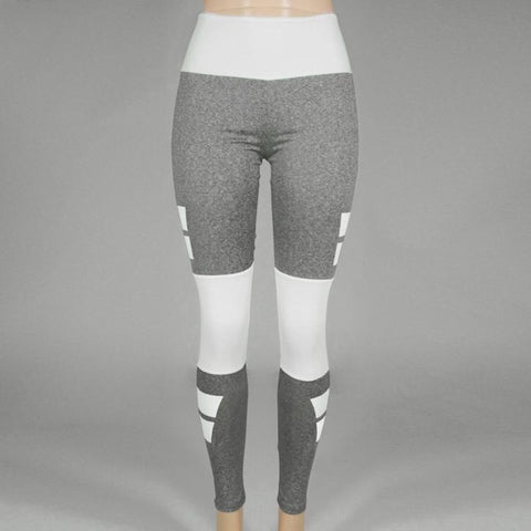 White and Shaded Leggings-2 Color Options