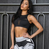 COVER CUT Sports Bra-4 Color Options