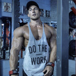 Do the WORK Stringer Tank-5 Color Options
