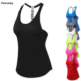 Energy Sleek Strap Tank-5 Color Options