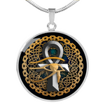 The Viking Protection of Ankh and Eye of Horus - Ink Elements