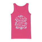 Yoga Tank Top - Ink Elements