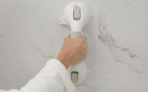 Shower Suction Handle - A Gift That Saves Lives (12 INCH) - World Pawn
