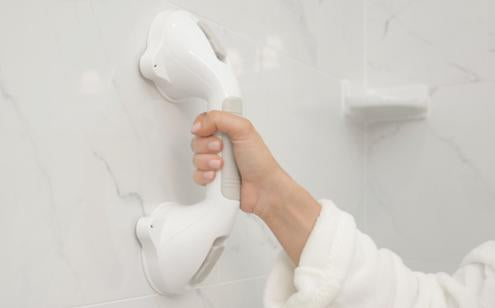Shower Suction Handle - A Gift That Saves Lives (12 INCH) - ConsumerTrends.io