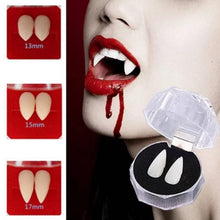Load image into Gallery viewer, Halloween Zombie Vampire Cosplay Props Dentures False Teeth