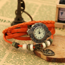 Load image into Gallery viewer, Korean Vintage Creative Fashion Trend Bracelets Watch