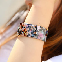 Load image into Gallery viewer, Fashion Exaggerated Leopard Open Wide-faced Bracelet