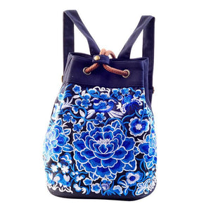 Ethnic Embroidery Shoulder Bag