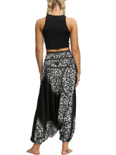 Load image into Gallery viewer, Large Size Loose Lantern Yoga Sweatpants