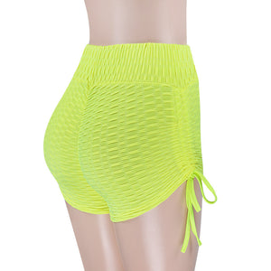Hip Exercise Fitness Yoga Shorts