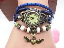 Load image into Gallery viewer, Korean Vintage Creative Girl Bracelets Watch