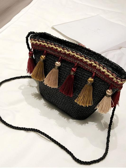 Trend Tassel Fashion Beach Bags
