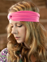 Load image into Gallery viewer, Contrast Color Hair Band Accessories