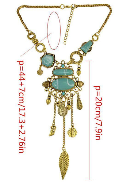 New Fashion Carving Necklaces Accessories For Women