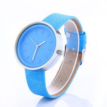Load image into Gallery viewer, Korean Fashion Candy Color Bracelets Watch