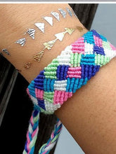 Load image into Gallery viewer, Creative Bohemian Hand-Woven Adjustable Bracelet