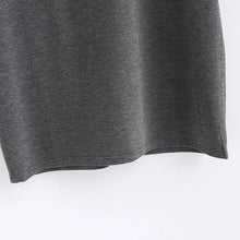 Load image into Gallery viewer, 2018 new arrival Women sexy Leak back hanging neck T-Shirt