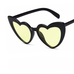 Sexy Lovely  Heart Fashion Beach Sunglasses