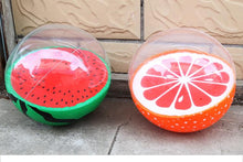 Load image into Gallery viewer, Inflatable Water Toys Three-Dimensional Ball Beach Fruit Style