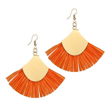 Load image into Gallery viewer, Women Vintage Ethnic Style Tassels Earrings