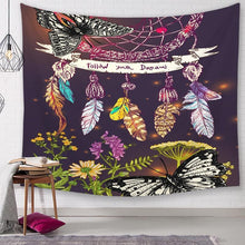 Load image into Gallery viewer, Dream Catcher Wall Tapestry Decorative Hanging Bohemia Style