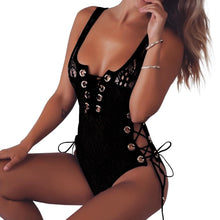 Load image into Gallery viewer, Lace 6 color sexy Swimsuit