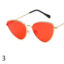 Load image into Gallery viewer, Ocean Lens Charming Fashion Metal Frame Sunglasses