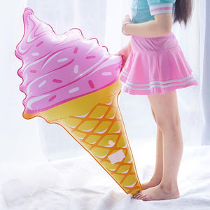 Icecream Inflatable Floating Swimming Toy