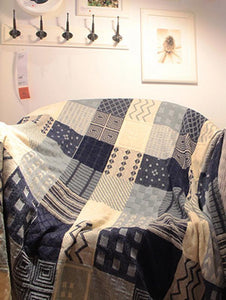 Bohemia Simple Sofa Blanket