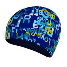 Load image into Gallery viewer, Long Hair swimming cap Suitable swimming pool Spa Stretchable Swim Cap Elastic Waterproof Hat