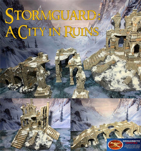 picture relating to Printable Terrain identify Research of Stormguard: 3D printable Terrain for RPG and