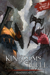 Kingdoms of Hell  the newest project by Ill Gotten Games