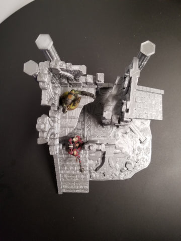 Review of Stormguard: 3D printable Terrain for RPG and Wargames