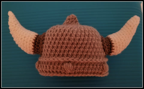 VIKING Thor Baby Hat | Baby Toddler Kids Size | NEW | Made For The Size You Need