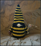 Pittsburgh Steelers Football Gnome | Football Gnome | About 9 1/2 inches | NEW | HANDMADE