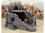 3D Printed Terrain Fantasy Ruins Tabletop Terrain #6 28mm