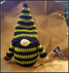 Seattle Seahawks Football Gnome | About 9 1/2 inches | NEW | Made to Order