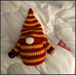 San Francisco 49ers Football Gnome | Football Gnome | About 9 1/2 inches | NEW | HANDMADE to Order