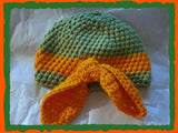 Ninja Turtle Baby Hat | Baby Toddler Kids Size | NEW | Made For The Size You Need