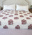 Cotton Quilt With Bold Motifs - Little Elephant