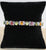 Multicolor Tourmaline Bracelet in Sterling Silver