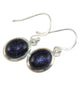 Blue Sun Sitara Drop Earrings - Little Elephant