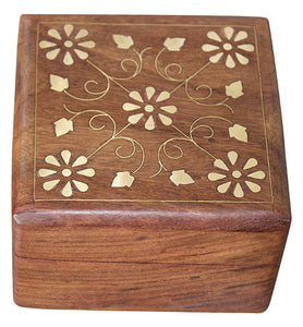 Handmade Wooden Jewelry Boxes 5