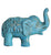 Eclectic Papier Mache Elephant - Little Elephant