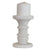 Marble Pillar Candle Holder, Small - Little Elephant