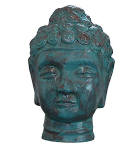 Turquoise Buddha Head - Little Elephant