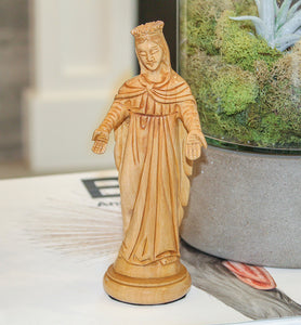 Our Lady of Grace Figurine - Little Elephant