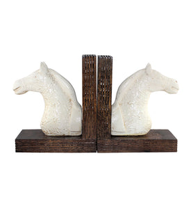 Horse Bookends - Little Elephant