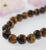 Tiger Eye Bead Necklace - Little Elephant