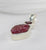 Corundum Ruby Pendant - Little Elephant